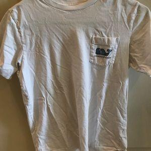 BOYS vineyard vines short sleeve t shirt size M